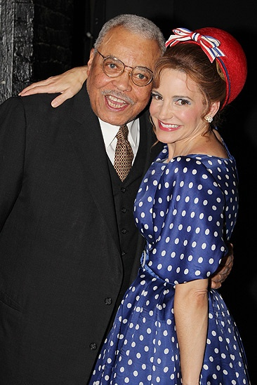 The Best Man – Closing Night – James Earl Jones – Kristin Davis