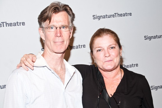 The Train Driver  Opening Night  Tom Nelis - Kate Mulgrew