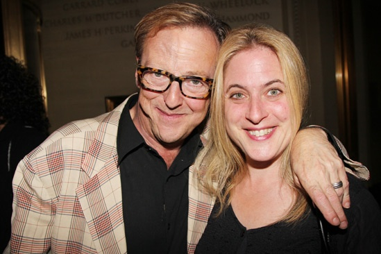Chaplin – Opening Night – Edward Hibbert – Lisa Lambert