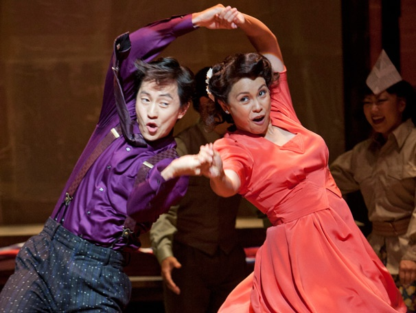 Show Photos - Allegiance - Michael K. Lee - Lea Salonga
