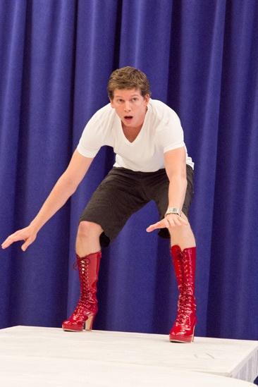 Kinky Boots- Stark Sands