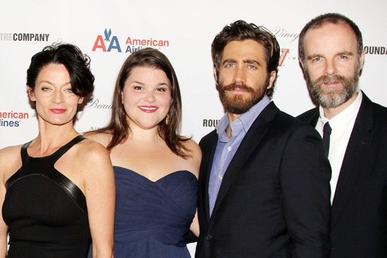 If There Is I Haven't Found It Yet – Opening Night – Michelle Gomez – Annie Funke – Jake Gyllenhaal – Brian F. O'Byrne