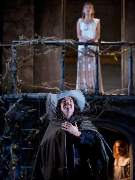 Show Photos - Cyrano de Bergerac - Clemence Poesy - Douglas Hodge