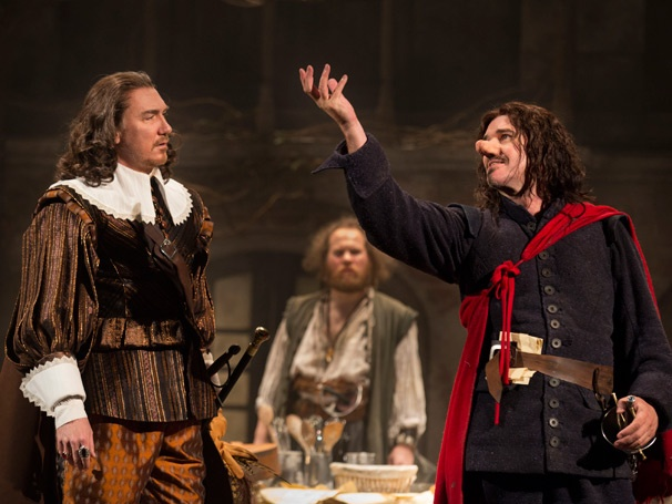 Show Photos - Cyrano de Bergerac - Patrick Page - Douglas Hodge