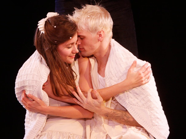Show Photos - The Fantasticks - Juliette Trafton - Aaron Carter