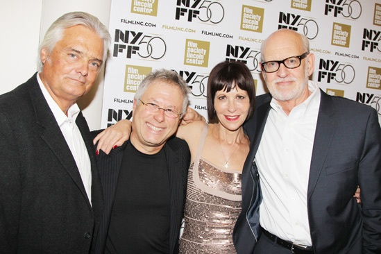 Little Shop of Horrors- NYFF – Kurt Galvao -Alan Menken- Ellen Greene- Frank Oz