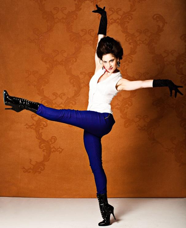 Gotta Dance - Suzanne Hylenski - 12
