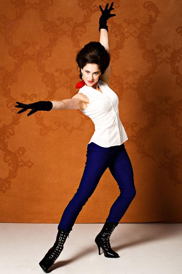 Gotta Dance - Suzanne Hylenski - 11