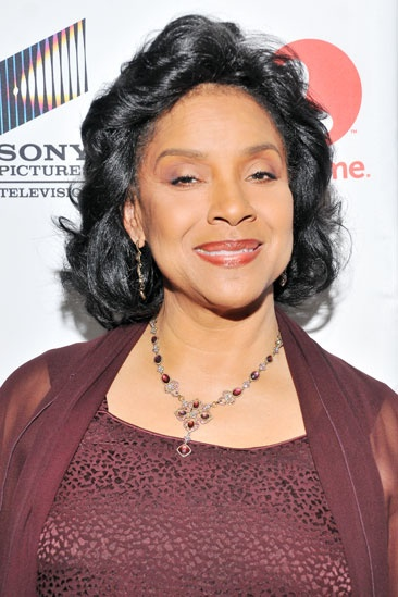 Steel Magnolais Premiere- Phylicia Rashad