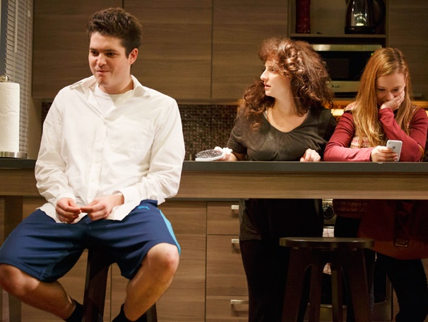 Show Photos - Bad Jews - Philip Ettinger - Tracee Chimo - Molly Ranson