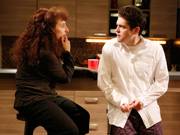 Show Photos - Bad Jews - Tracee Chimo - Philip Ettinger