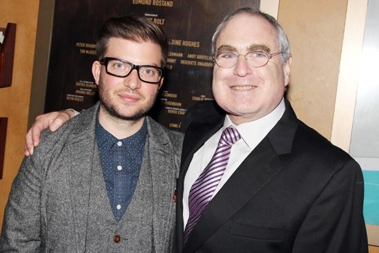 'Cyrano de Bergerac' Opening Night — Jamie Lloyd — Todd Haimes