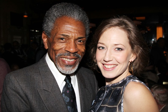 Who's Afraid of Virginia Woolf – Opening Night – Andre De Shields - Carrie Coon