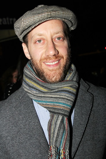 Whos Afraid of Virginia Woolf  Opening Night  Joey Slotnick