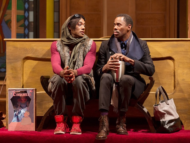 Show Photos - Wild With Happy - Maurice McRae - Colman Domingo
