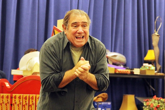 'A Christmas Story' Meet and Greet — Dan Lauria