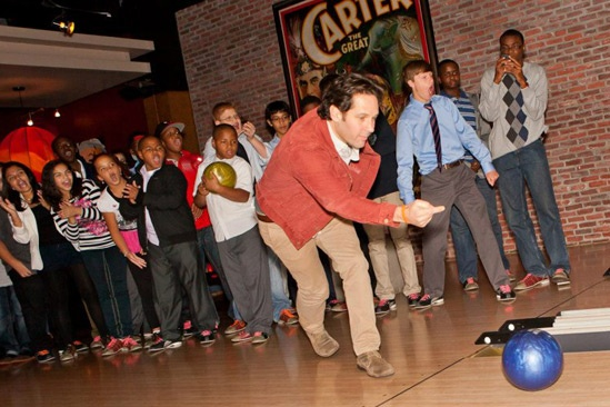 2 Paul Rudd Bowling Benefit – Paul Rudd