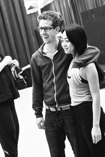 Bare – Rehearsal – Alex Wyse – Alice Lee