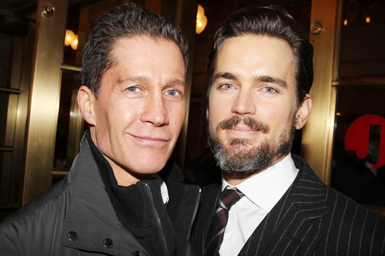 The Heiress – Opening Night – Bruce Bozzi – Matt Bomer