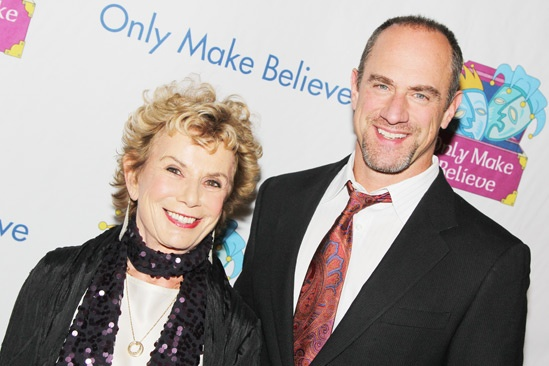Only Make Believe Gala – Christopher Meloni – Dena Hammerstein
