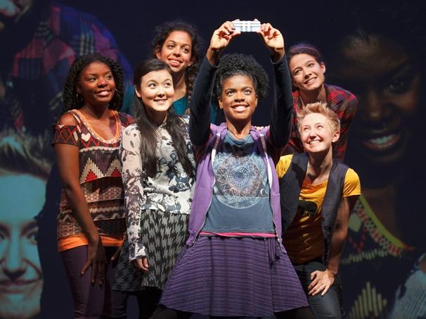 Show Photos - Emotional Creature Joaquina Kalukango, Olivia Oguma, Sade Namei, Ashley Bryant, Emily Grosland and Molly Carden