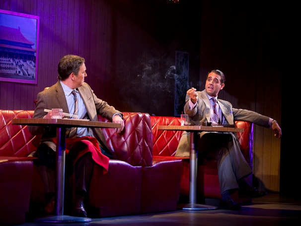 Show Photos - Glengarry Glen Ross - Jeremy Shamos - Bobby Cannavale
