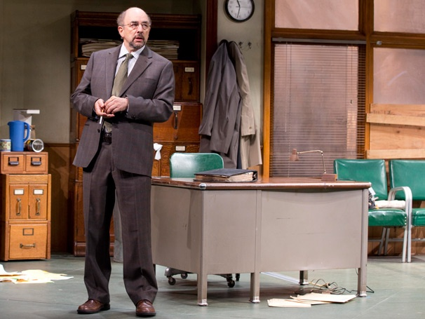 Show Photos - Glengarry Glen Ross - Richard Schiff