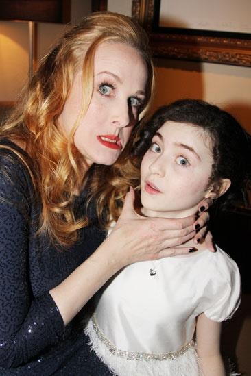 Annie- Katie Finneran- Lilla Crawford