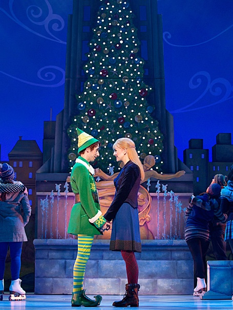 Elf The Musical On Tour Cast