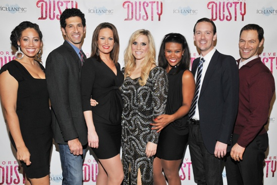 Forever Dusty- Ashley Betton – Benim Foster – Coleen Sexton- Kirsten Holly Smith - Christina Sajous- Sean Patrick Hopkins- Jonathan C. Kaplan