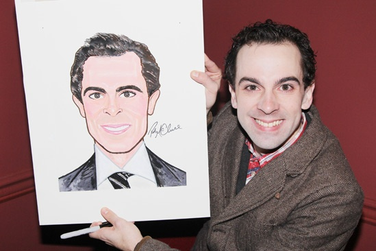 Chaplin  Rob McClure Sardis  Rob McClure