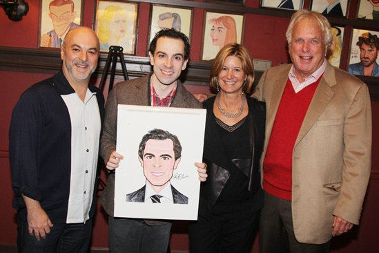 Chaplin  Rob McClure Sardis  Roy Gabay  Rob McClure  Mindy Rich  Bob Rich