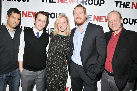 The Good Mother – Opening Night – Alfredo Narciso – Eric Nelsen – Gretchen Mol – Darren Goldstein – Mark Blum