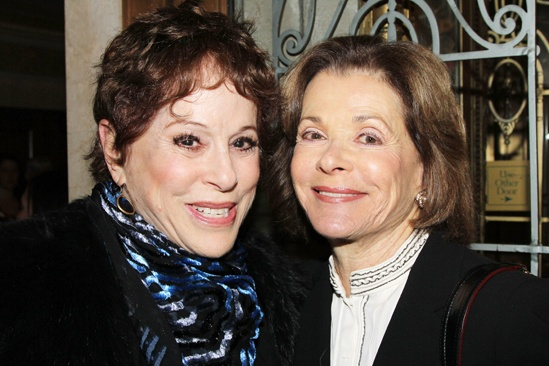 'Dead Accounts' Opening Night — Louise Lorel — Jessica Walter