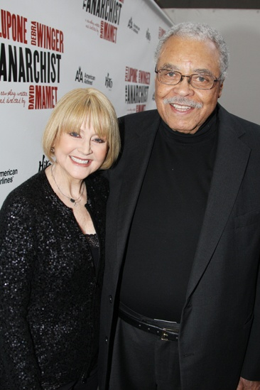 The Anarchist- Cecilia Hart – James Earl Jones