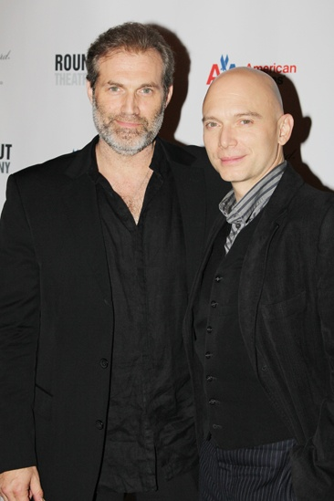 Assassins Benefit Reading–54 Below–Marc Kudisch-Michael Cerveris