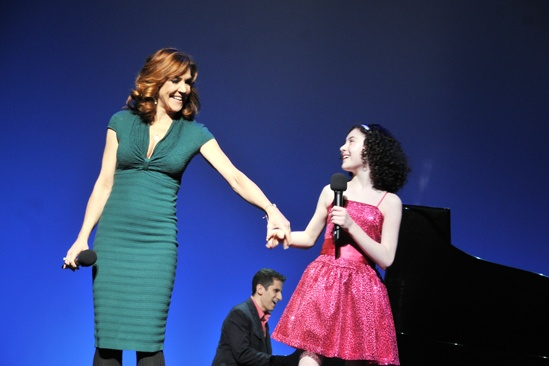 2012 Gypsy of the Year – Andrea McArdle – Seth Rudetsky - Lilla Crawford