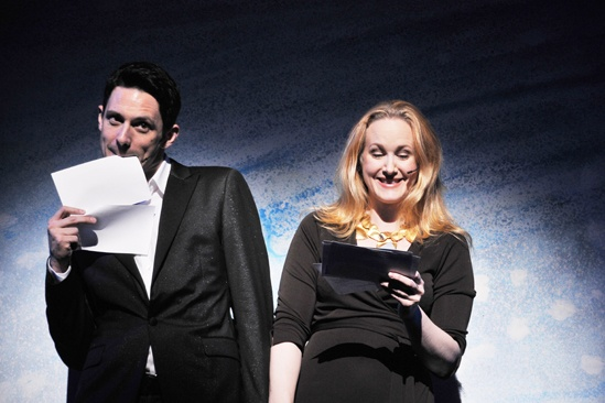 2012 Gypsy of the Year  Steve Kazee  Katie Finneran
