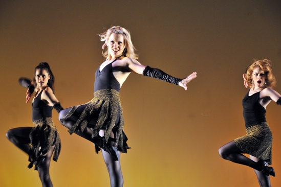 2012 Gypsy of the Year – cast - Amy Spanger - cast