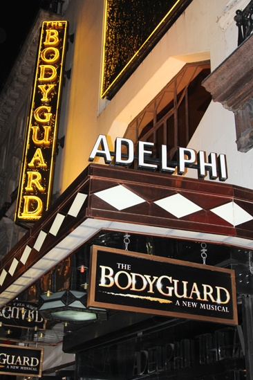 Complete Photo Coverage of <i>The Bodyguard</i>'s Glittering West End Opening Night