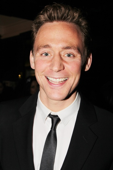 The Bodyguard opening night – Tom Hiddleston