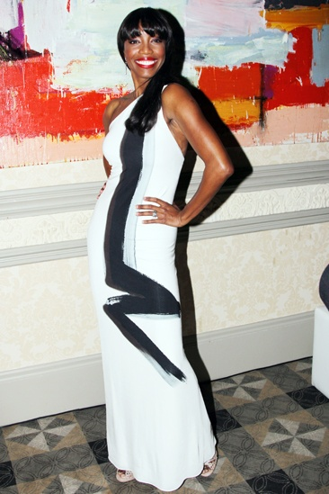 The Bodyguard opening night – Heather Headley