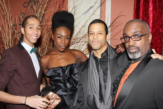 The Bodyguard opening night – Ashley-Jordon Packer – Janet Kumah – Jordan Darrell – Ray Shell
