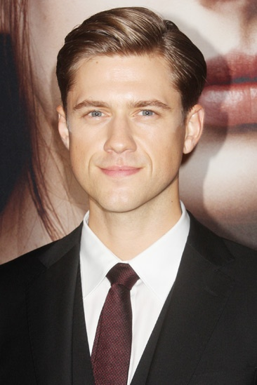 Les Miserables New York premiere – Aaron Tveit