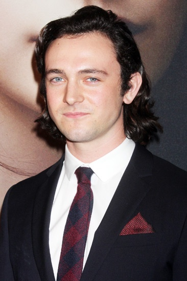 Les Miserables New York premiere  George Blagden