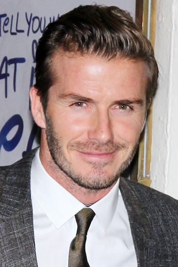 Viva Forever opening night – David Beckham