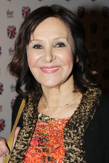 Viva Forever opening night – Arlene Phillips