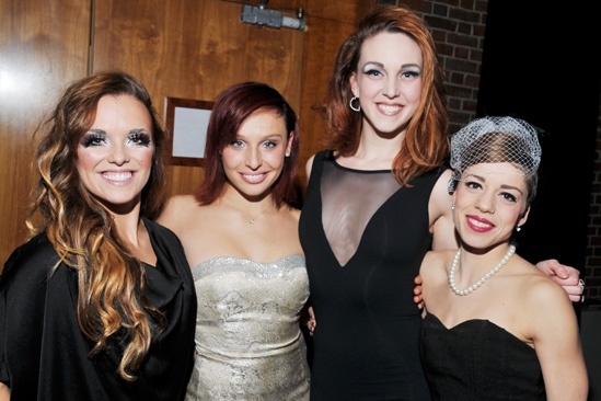 Pippin at ART – Opening Night – Viktoria Grimmy – Olga Karmansky – Bethany Moore – Lolita Costet