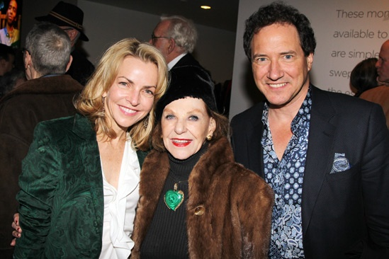 Actors Fund Benefit for Lynette Perry – Joan Copeland – Kevin McCollum