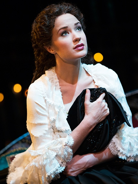Phantom of the Opera – 25th Anniversary Cast – Sierra Boggess